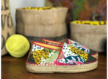 Espadrilles Jungle