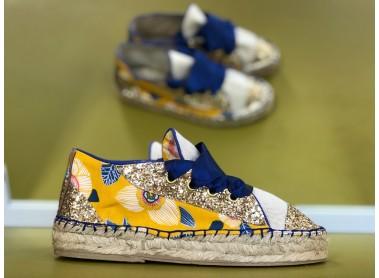 Sneakers Paillettes